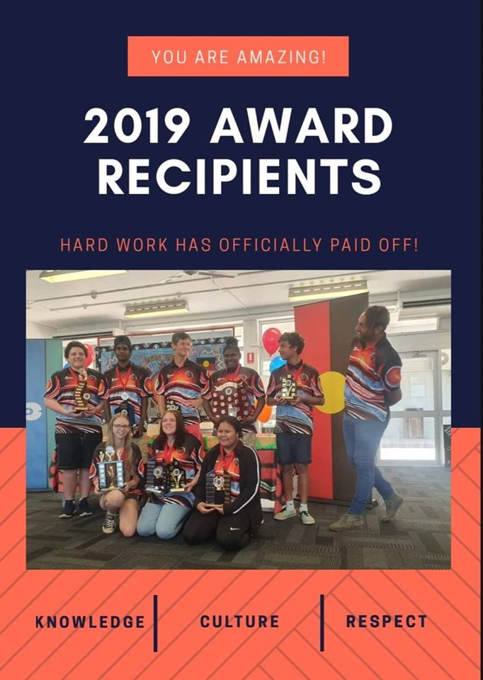 2019 Award Recipients