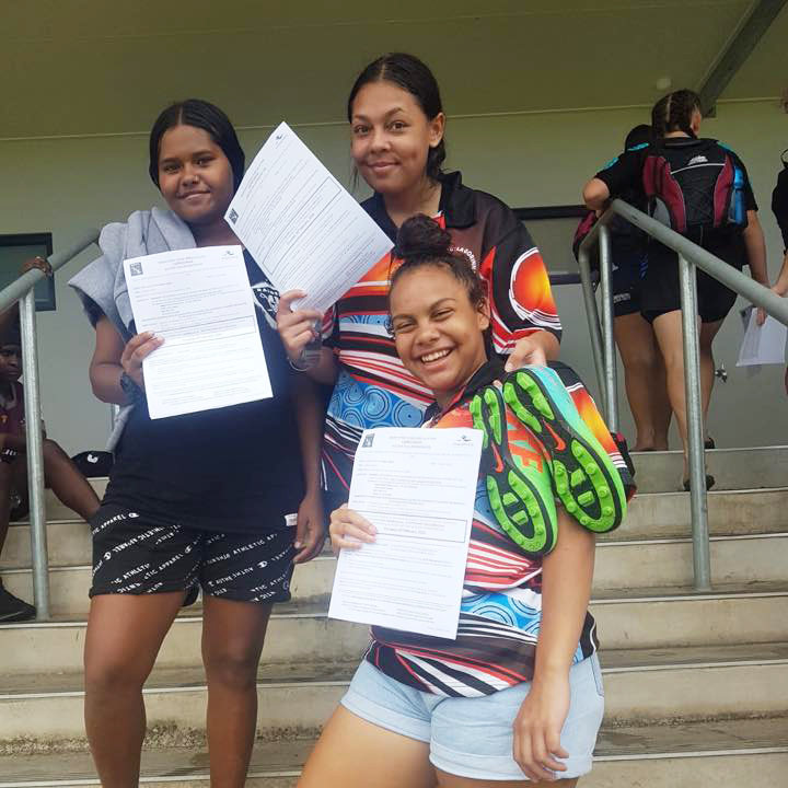 KMG Students Selected for Mackay School Girls Rugby League